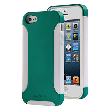 DBA Cases Ultra Complete Case for iPhone 5 - Emerald/Cloud
