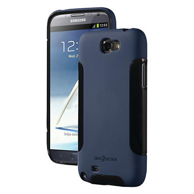 DBA Cases Complete Ultra Case for Samsung Galaxy Note II - Blue/Black