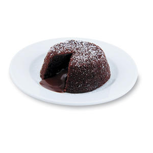 Galaxy Desserts Chocolate Lava Cake (4 oz. cake, 24 ct.)