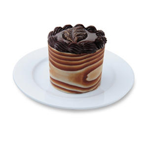 Galaxy Desserts Sequoia Mousse Cake (4 oz. cake, 24 ct.)