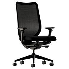 HON Nucleus Series Work Chair, Black