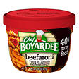 Chef Boyardee Big Micro Beefaroni - 14.5 oz. Cup - 12 ct.