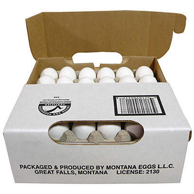 Large Eggs (5 dozen)