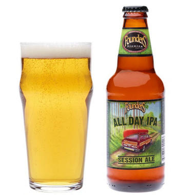 FOUNDERS ALL DAY IPA 6 / 12 OZ BOTTLES