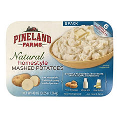 Pineland Farms Natural Homestyle Mashed Potatoes (3 lb.)