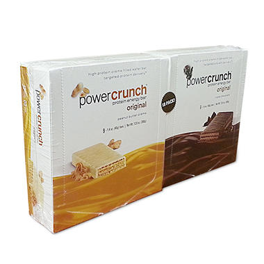 Power Crunch Protein Energy Bars - 1.4 oz. - 18 ct.