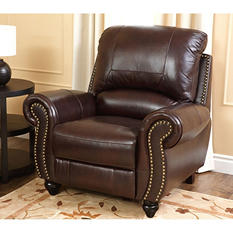 Taylor Leather Recliner