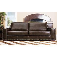Brighton Top-Grain Leather Sofa