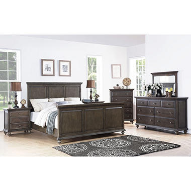Grayson Bedroom Furniture Set Assorted Sizes Sam 39 S Club