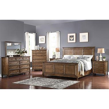 Adler Bedroom Furniture Set Assorted Sizes Sam 39 S Club