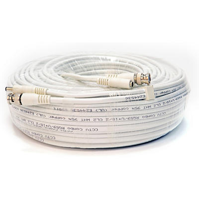 Q-See 200' Shielded RG-59 UL-Rated Cable