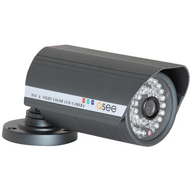 Q-See Premium High-Resolution CCD Camera