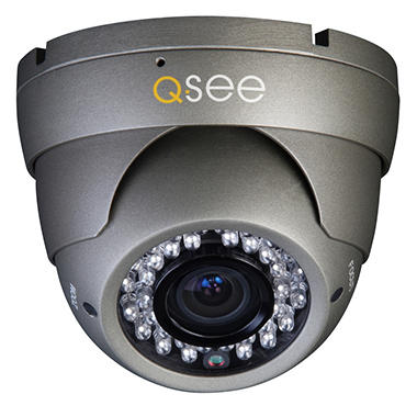 Q-See Elite Series Premium High-Resolution  600TVL CCD Camera