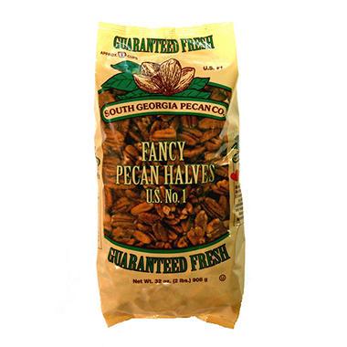 South Georgia Pecan Company, Fancy Pecan Halves