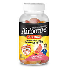 Airborne Immune Support Gummies (75 ct.)