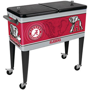 University of Alabama 80-Quart Patio Cooler