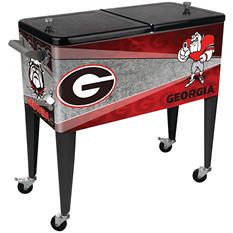 University of Georgia 80-Quart Patio Cooler