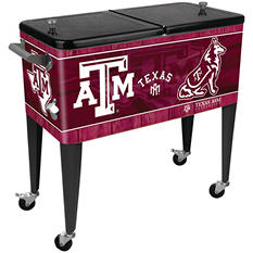Texas A&M University 80-Quart Patio Cooler