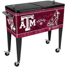 Texas A&M University 80-Quart Patio Cooler
