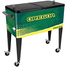 University of Oregon 80-Quart Patio Cooler