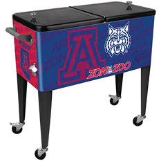 The University of Arizona 80-Quart Patio Cooler