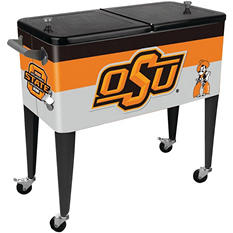 Oklahoma State University 80-Quart Patio Cooler