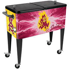 Arizona State University 80-Quart Patio Cooler