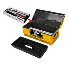 Missouri Tigers Steel Hammer and Tool Box Combo