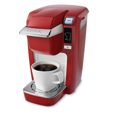 Keurig Mini B31 Coffeemaker - Red