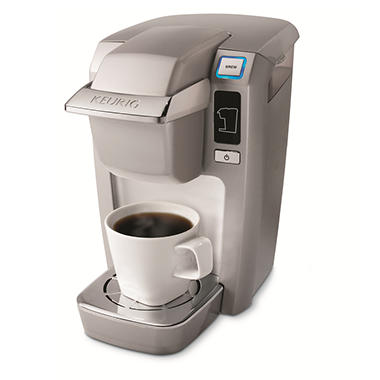 Keurig Mini B31 Coffeemaker - Chrome