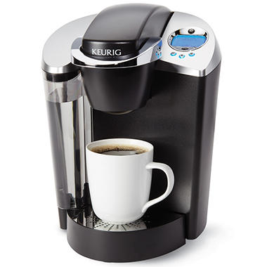 Keurig Signature Brewer Coffeemaker with My K-Cup Accessory & 36 K-Cup Packs