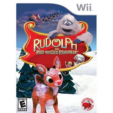 Rudolph the Red-Nosed Reindeer - Wii