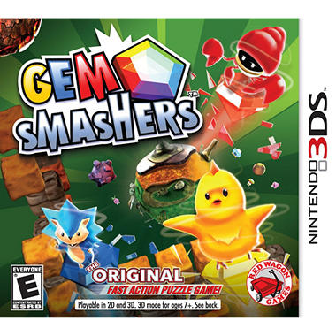 Gem Smashers - 3DS