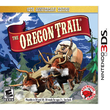 Oregon Trail - 3DS