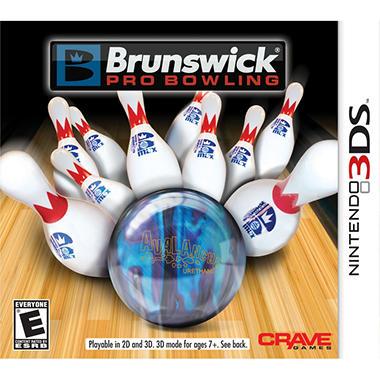 Brunswick Pro Bowling - 3DS