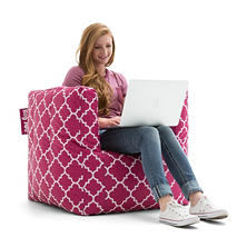 Big Joe Cube Chair (Assorted Colors)