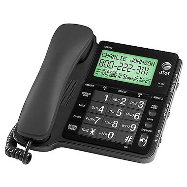 AT&T CL2939 Corded Speakerphone