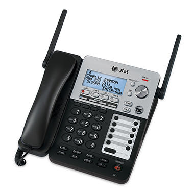 AT&T SynJ 4-Line Desk Phone