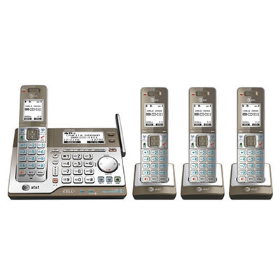 4 HANDSET SYSTEM CONNECT TO CELL