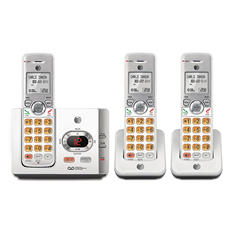 AT&T 3 Handset Cordless Phone with Answering System & Caller ID/call waiting