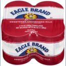 Eagle Brand Sweetened Condensed Milk - 14 oz. cans - 4 pk.