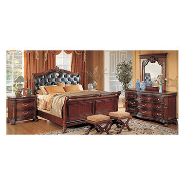 Villa Veneto Queen Bedroom Set - 5 pc.