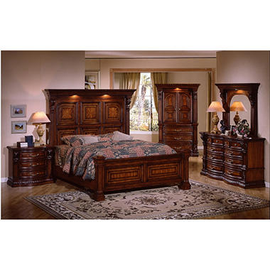 Estates Ii King Bedroom Set 5 Pc Sam 39 S Club