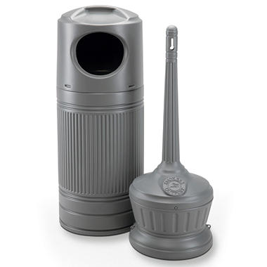 Standard Littermate Smokers' Combo - Gray