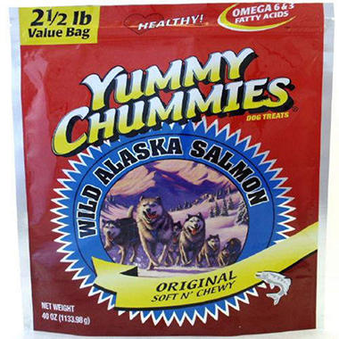 Yummy Chummies Dog Treats - 40 oz.
