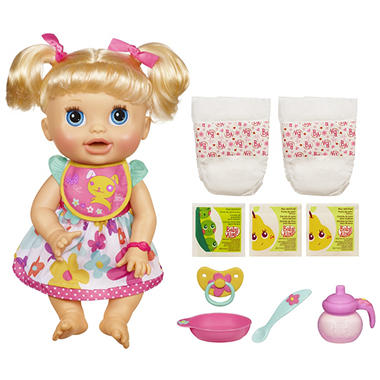 Baby Alive Real Surprises Baby - Caucasian