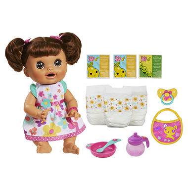Baby Alive Interactive Real Surprises Baby Doll, English/Spanish