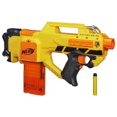 Nerf N-Strike Elite Rayven Stinger Blaster