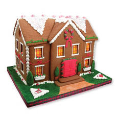 Cookie Gallery's Gingerbread Manor