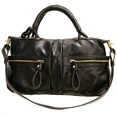 Fog by London Fog Cassie Satchel - Black
